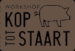 Kop tot Staart workshop Roken, Stoken en Koken